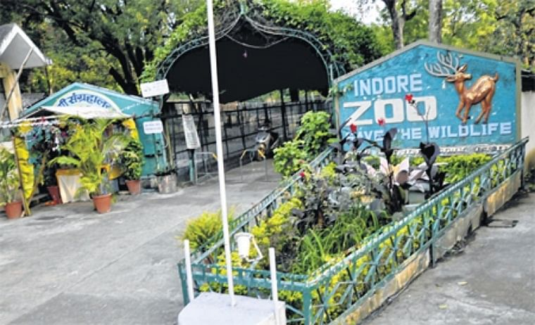 Indore: City zoo to go plastic-free from today