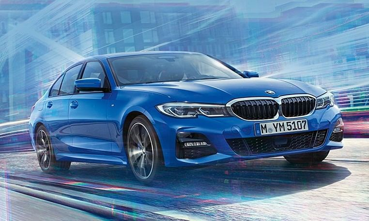 BMW launches new 3 series sedan priced Rs 41.4 lakh onwards