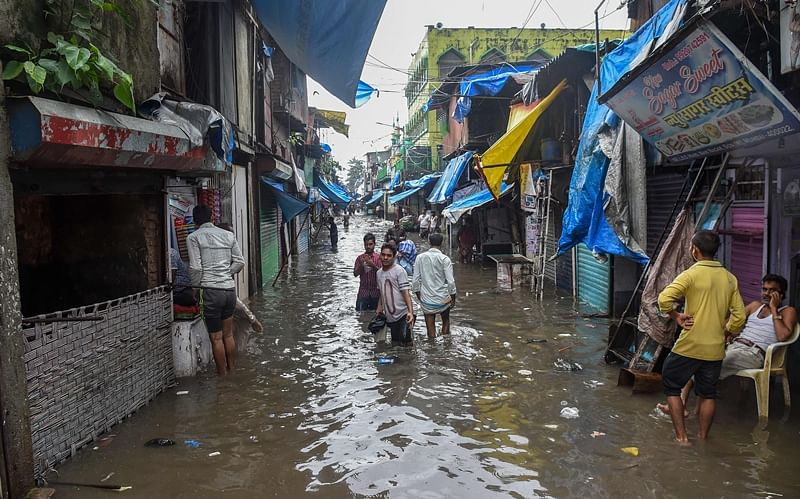 Mira Road sinks, rescue boats hit streets