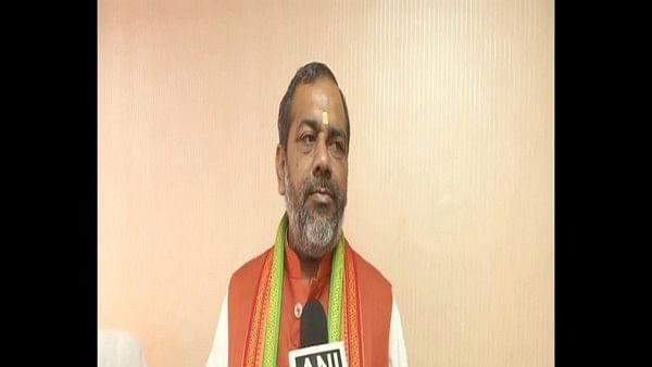 Ram Temple will be built during Yogi Adityanath's tenure: UP Minister Sunil Bharala