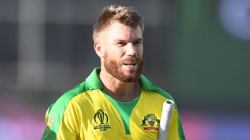 Ashes 2019: Crowd wave sandpapers at David Warner