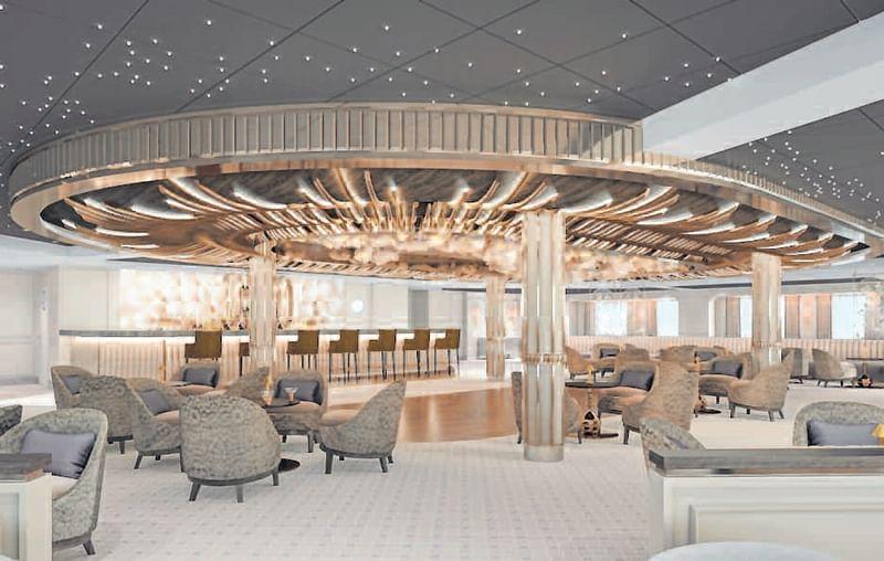 Seven Seas Splendor's new entertainment lounges