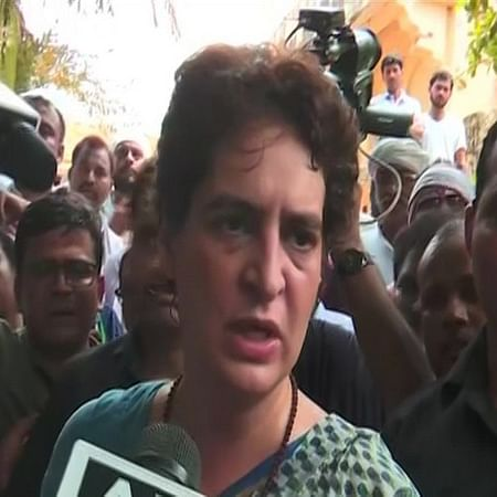 Lawyer files criminal case against Priyanka Gandhi for tweet on Pehlu Khan case verdict