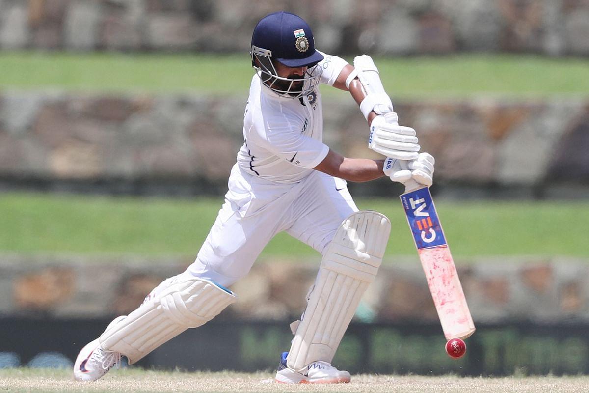 Ajinkya Rahane feels emotional after scoring hundred in the Antigua Test