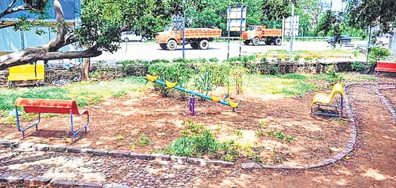 BMC seeks suggestions from public to maintain gardens