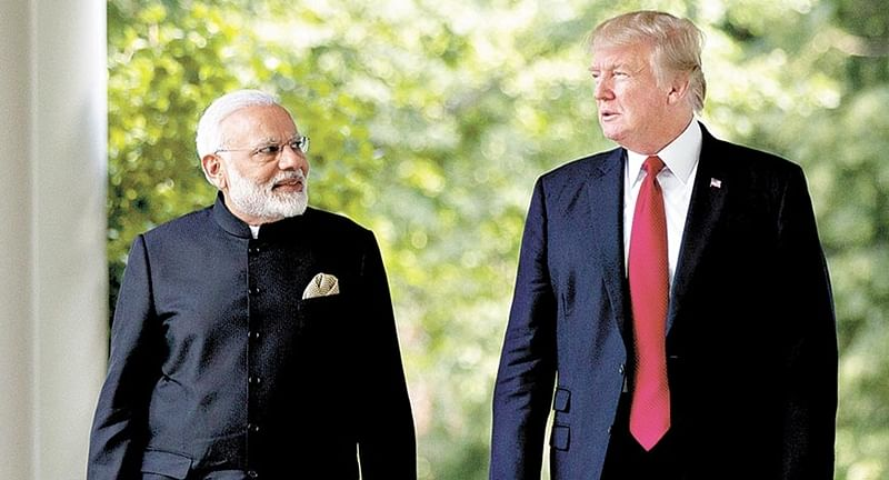 US seeking balancing act in South Asia over Kashmir