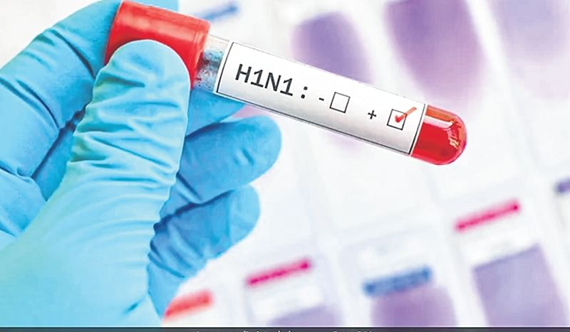 68 pc spike in H1N1 cases in last fortnight of July