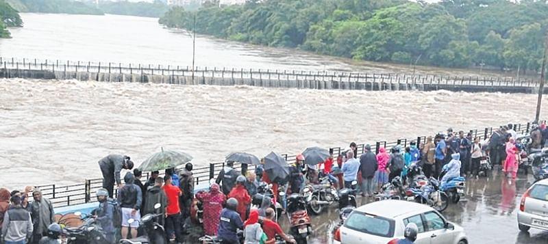 Rain in city, adjoining areas: IMD