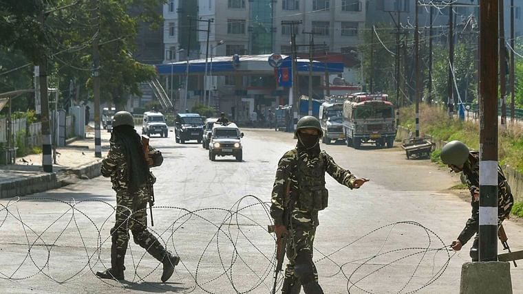 Jammu and Kashmir: Detained political leaders to be released one by one