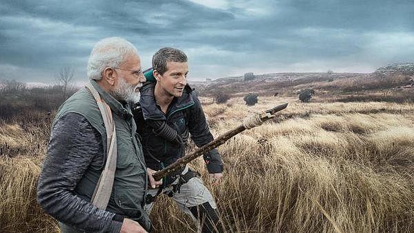 ManvsWild: Kolhapur man was PM Modi's Marathi voice