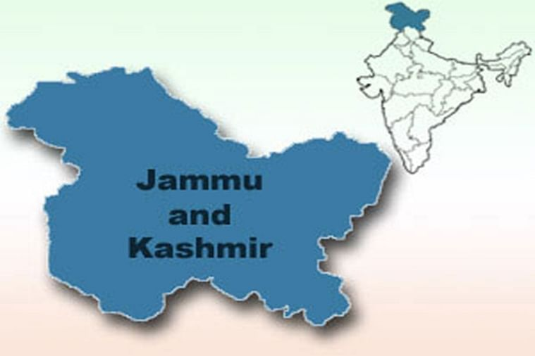 What does division of Jammu and Kashmir into two Union Territories mean?