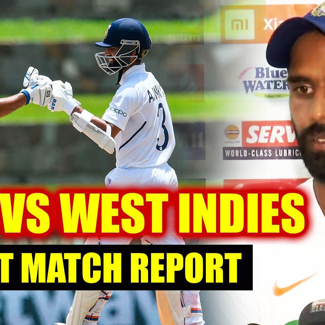 Ind vs WI: Team's Support Helps To Express Myself, Says Hanuma Vihari