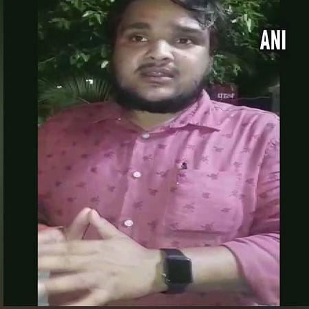 Grandson of BJP MLA Dalvir Singh ragged at Aligarh Muslim University