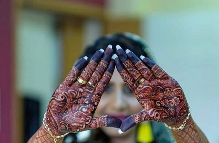 Ganesh Chaturthi 2019: Beautiful and easy mehendi designs to flaunt on this Ganesh festival
