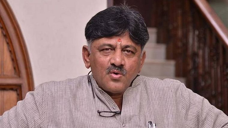 'I will fully cooperate with you': DK Shivakumar tells ED; to appear again today