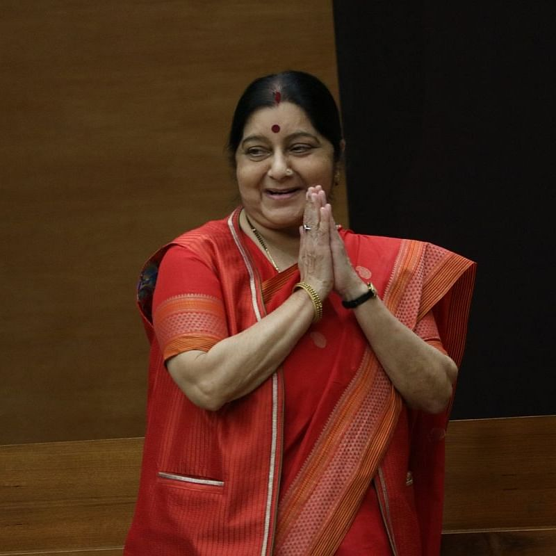 When Parliament greeted Sushma Swaraj in unison upon her return from illness