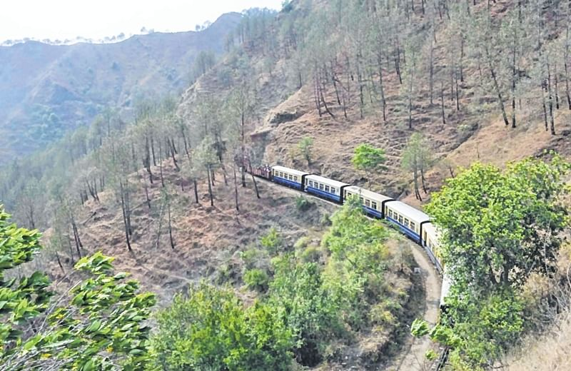 Last narrow gauge line in C India to chug into history