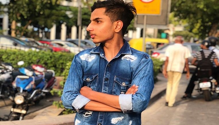 Pratham Singh, breaking stereotypes of a typical 16 year old boy