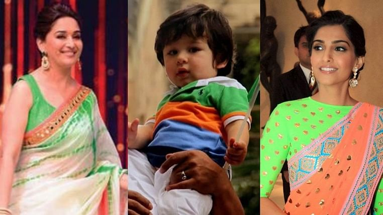 Independence Day 2019: These Bollywood actors show how to nail the perfect Tri-color outfit