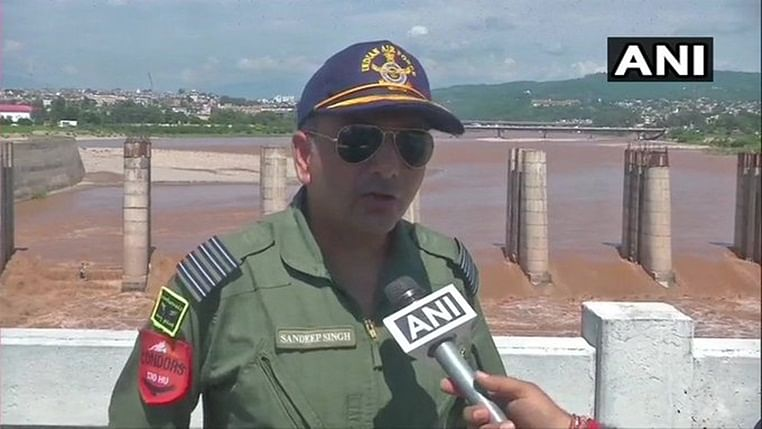 IAF officer reveals how daring rescue operation in Jammu river was pulled off