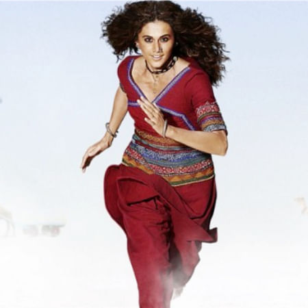 Rashmi Rocket First Look: Taapsee Pannu turns Gujarati athlete for her next