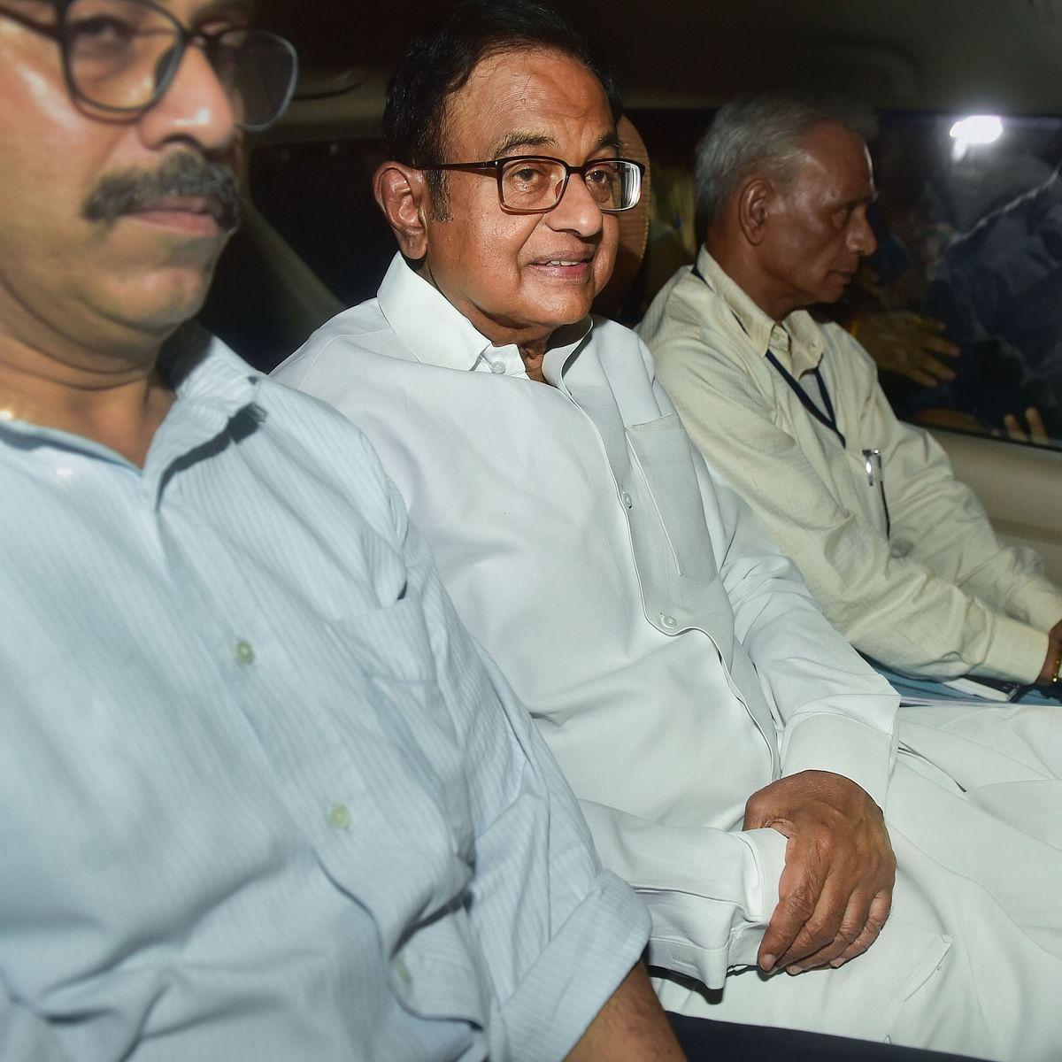 Prosecution seeks 5-day custody for P. Chidambaram in INX Media case
