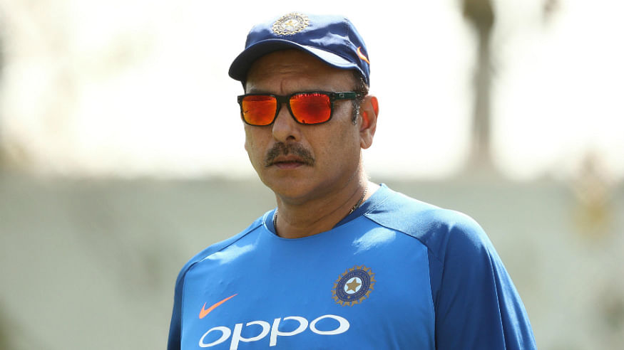 Ravi Shastri among six candidates short-listed for India's head coach's job