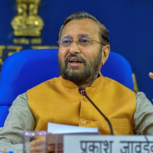 Massive campaign to be launched to free India from one time use plastics: Prakash Javadekar