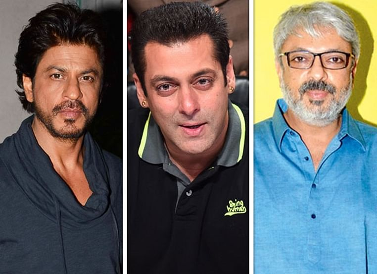 Shah Rukh Khan to replace Salman Khan for Sanjay Leela Bhansali's Inshallah?