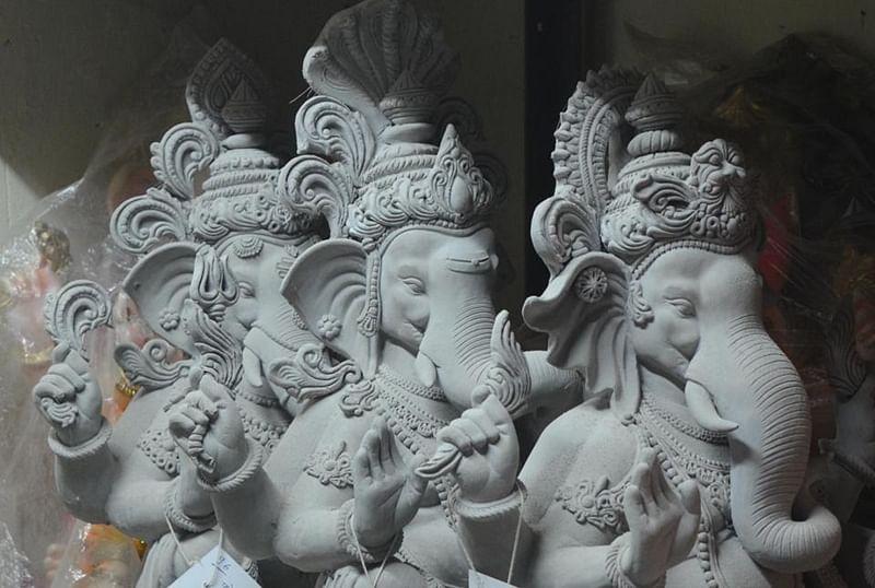 Mumbai: Increase in demand for clay idols