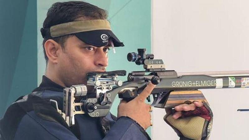 ISSF World Cup: Sanjeev Rajput make the cut