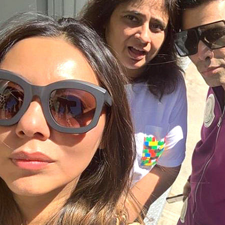 Netizens claim Karan Johar has a compulsive shopping disorder on Gauri Khan's recent post