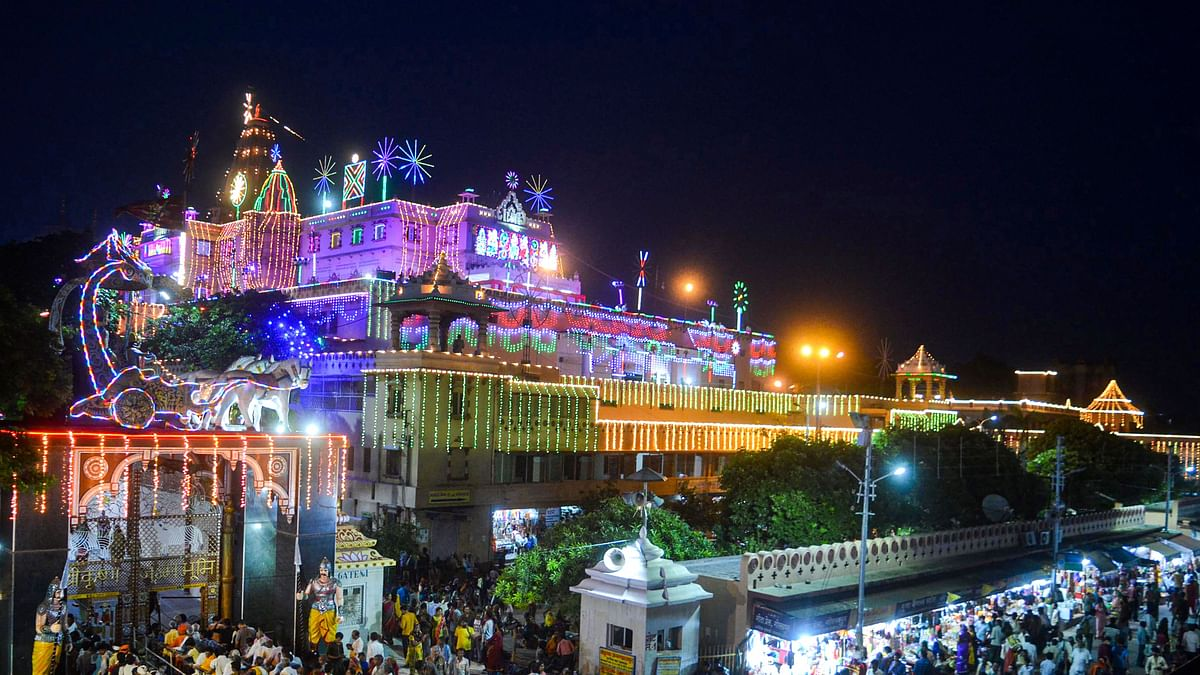 Security tightened in Mathura over terror threat as Janamashtami celebrations begin