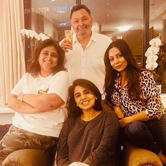 Rishi Kapoor to return to Mumbai after spending almost a year in New York