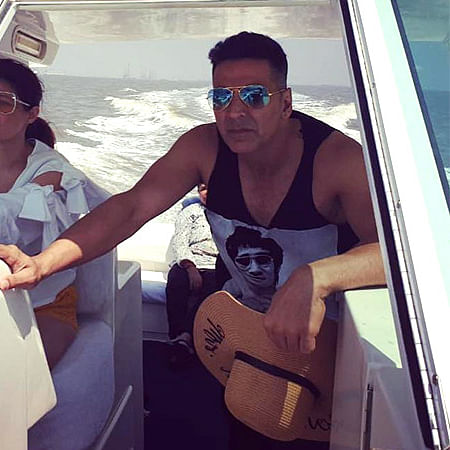 Akshay Kumar uses this witty comment by Twinkle Khanna in Mission Mangal
