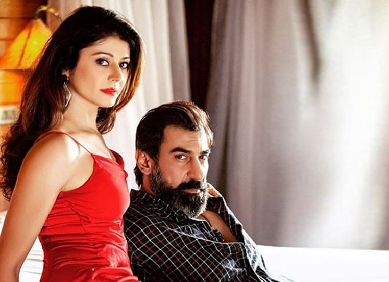 Pooja Batra flaunts toned BIKINI body with husband Nawab Shah