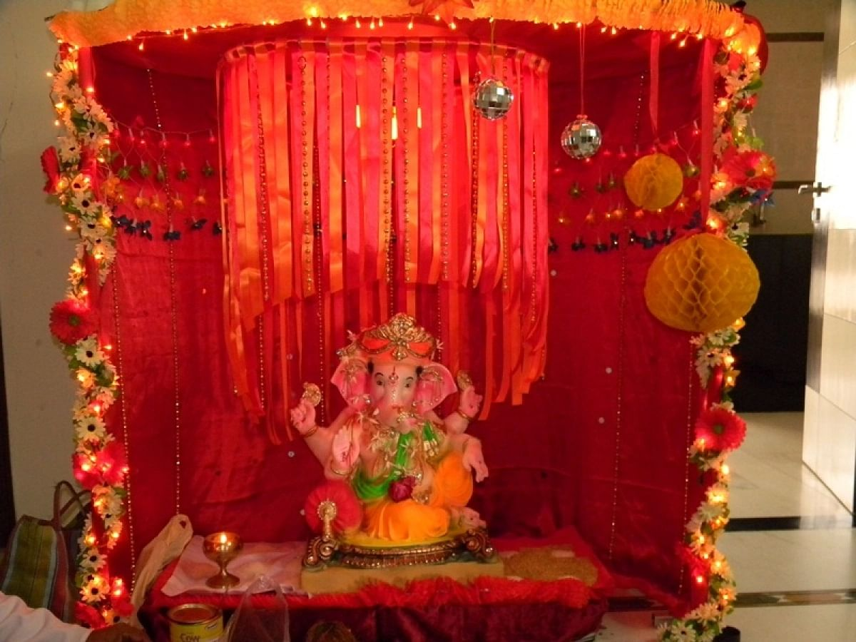 Ganesh Chaturthi 2019: 7 eco-friendly decoration ideas that are simple yet classy