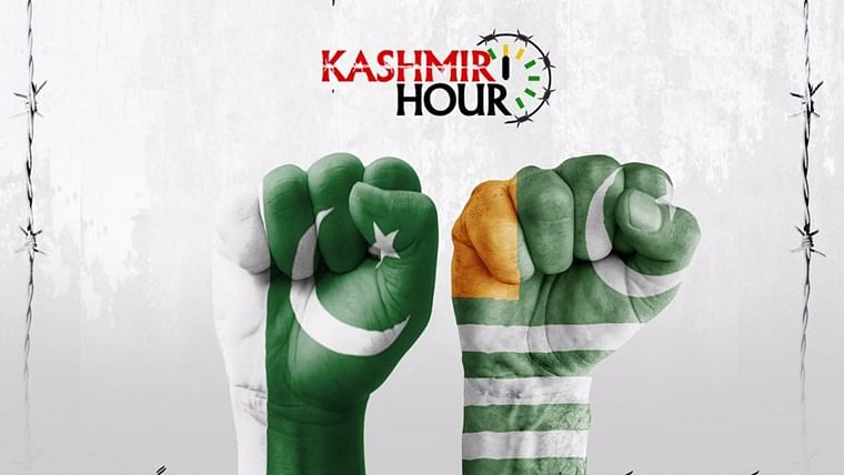 Pakistan observes Kashmir Hour to express 'solidarity'
