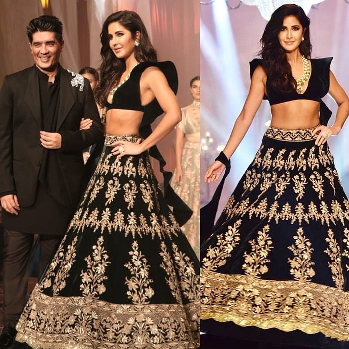 Manish Malhotra opens Lakme Fashion Week Winter/Festive 2019 with Katrina Kaif