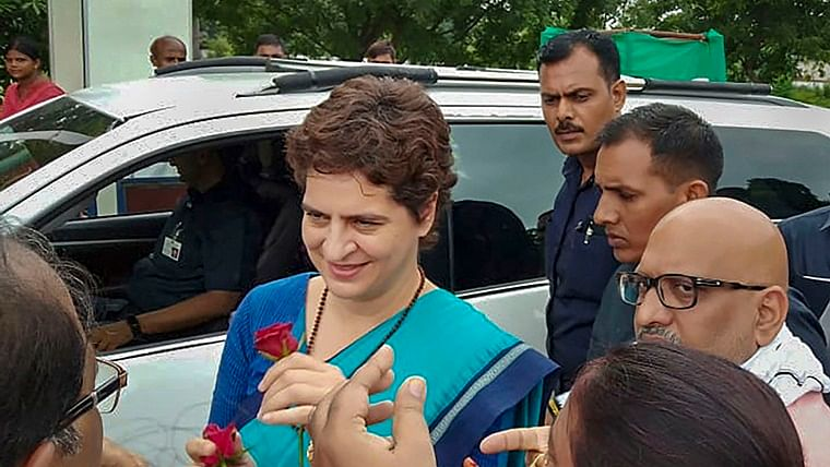 Priyanka Gandhi Vadra to vacate govt bungalow in Lodhi Estate; will shift to house in Gurugram
