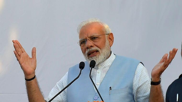 Preparations are underway for Mahatma Gandhi's 150th birth anniversary: PM Narendra Modi