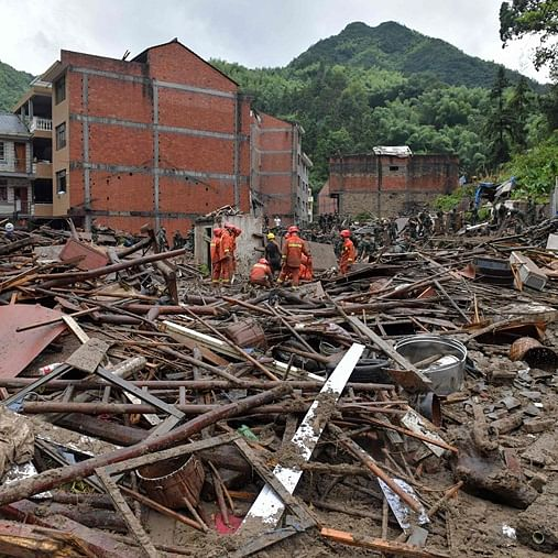 Death toll from Typhoon Lekima in China rises to 30