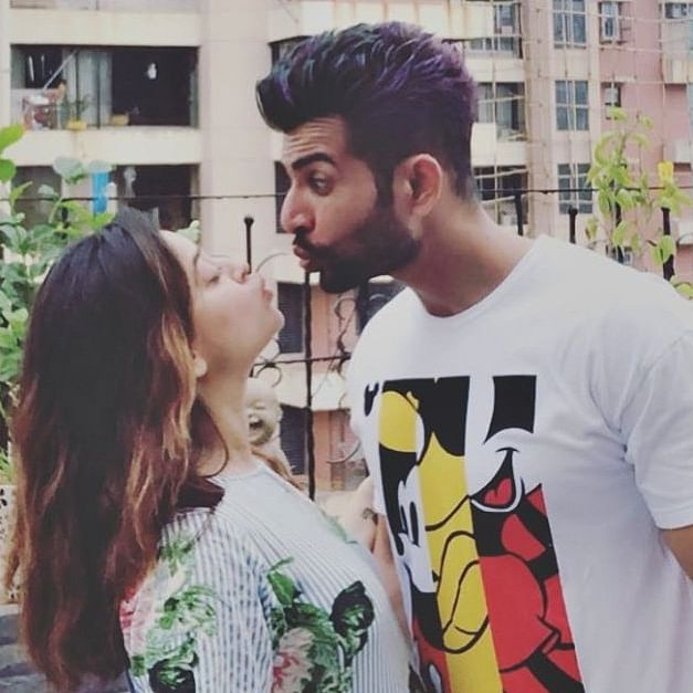 Jay Bhanushali and Mahhi Vij welcome  baby girl in heartfelt post