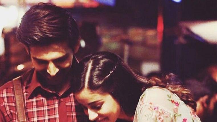 Watch Kartik Aaryan and Ananya Panday shoot a romantic sequence for Pati Patni Aur Woh