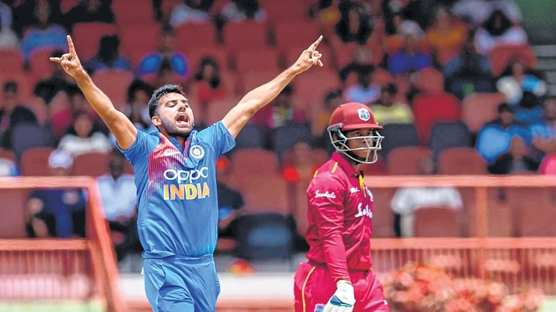 India beat West Indies by 7 wickets, clinch series 3-0