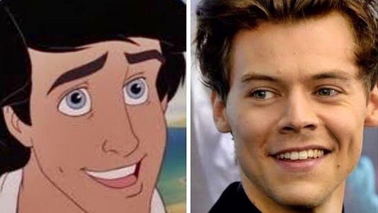 Harry Styles declines Disney's 'Little Mermaid' live-action