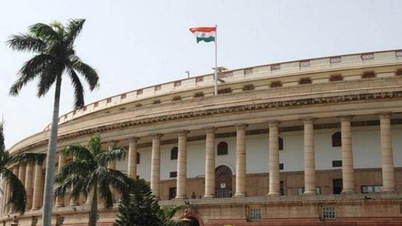 Uproar in Lok Sabha over Centre's J&K move
