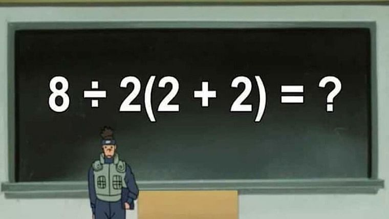 Simple math equation leaves internet divided; can you solve it?