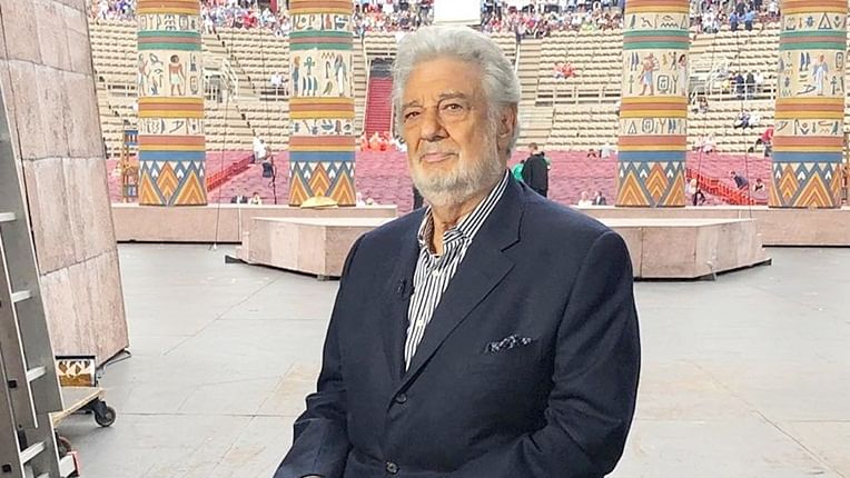 LA Opera to probe sexual harassment claims against Placido Domingo