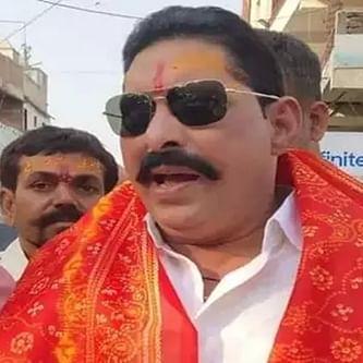 Bihar Independent MLA Anant Singh sent to judicial custody